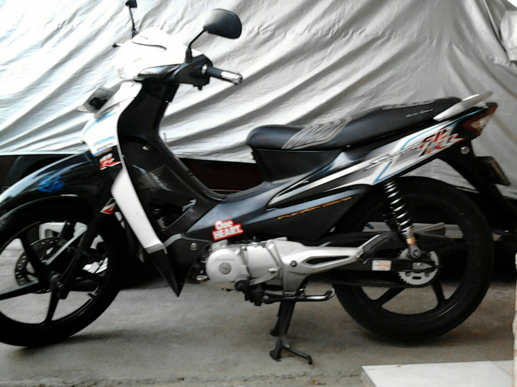 Modifikasi Supra Fit New 2007 Chicago Criminal And Civil Defense