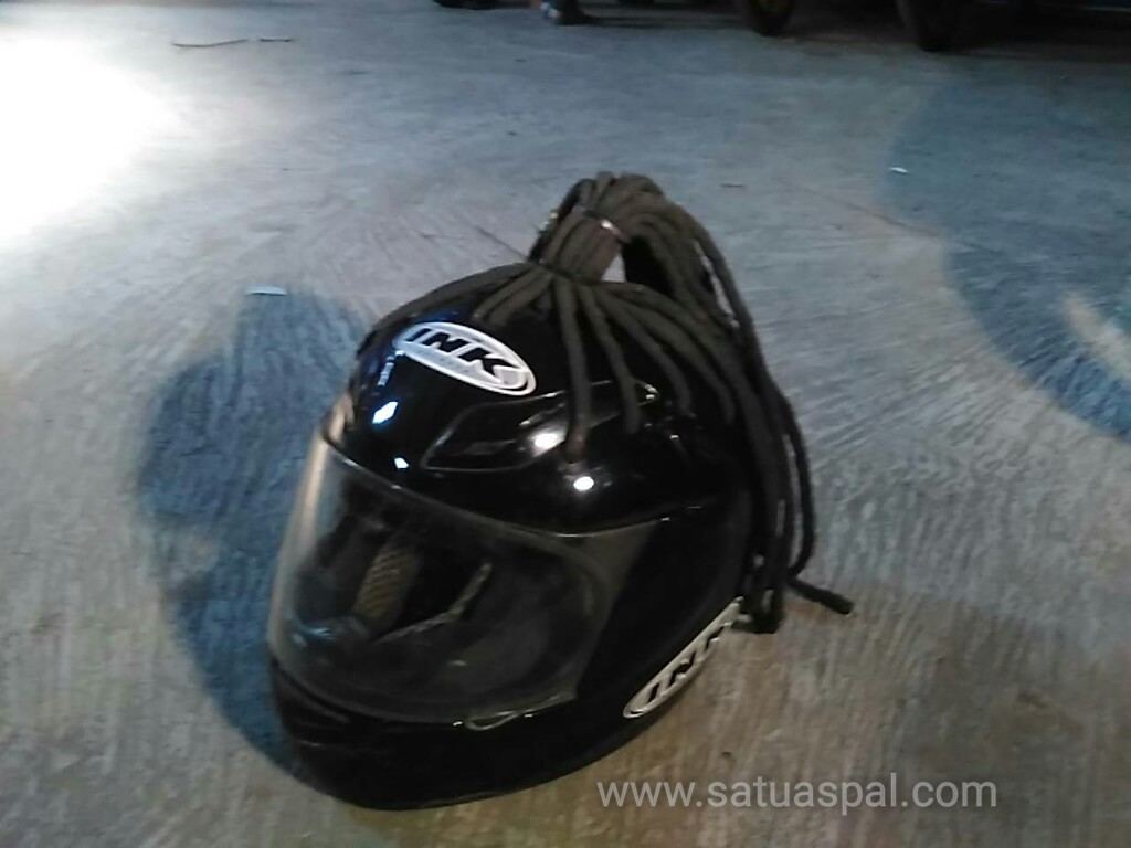 Top modifikasi helm mio