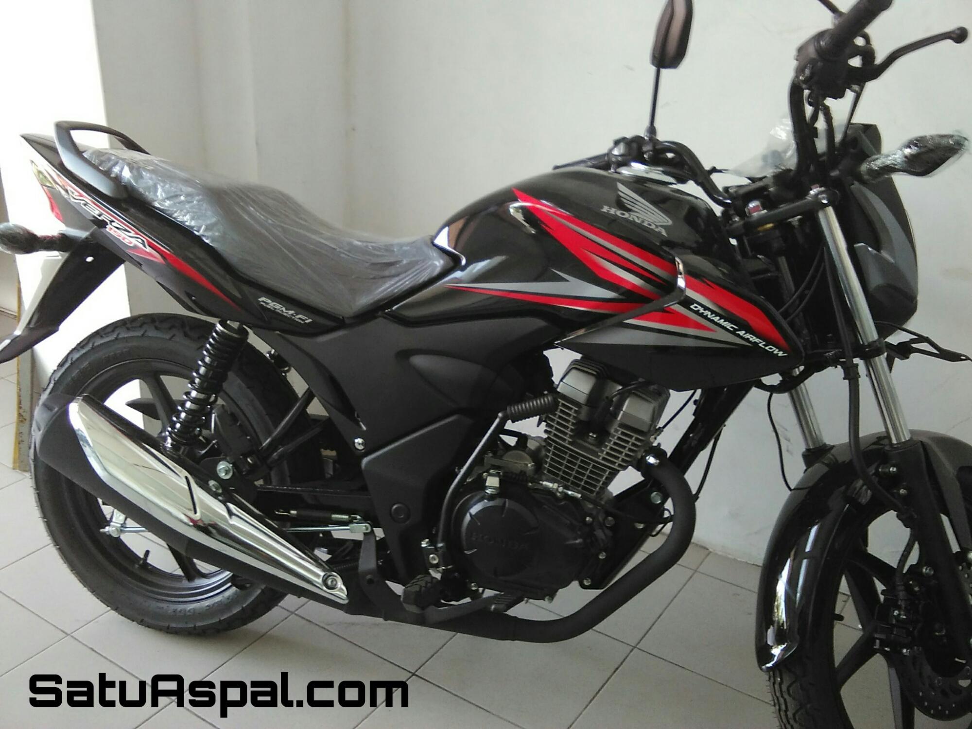 Top Modifikasi Motor Honda Verza 150 Cw Terbaru Modifikasi Motor