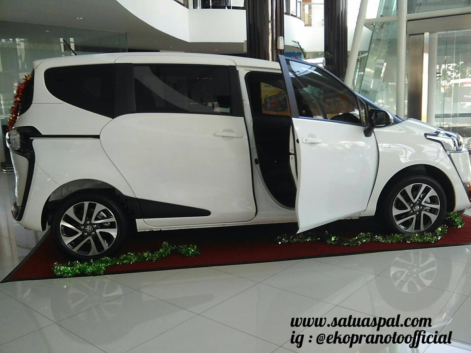 Gambar Desain Modifikasi Mobil Sienta Mobiliobaru