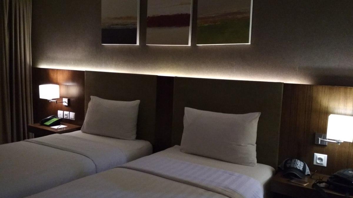 Pengalaman menginap di eL Royale Hotel Kelapa Gading Jakarta