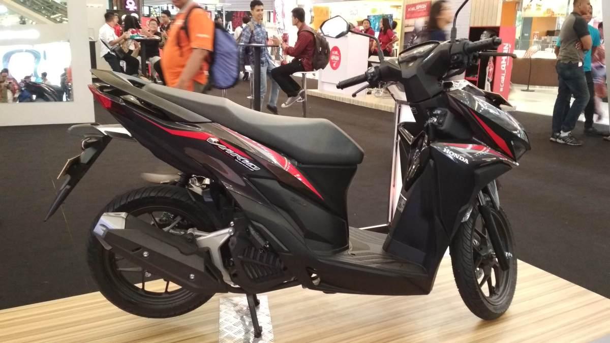Siap-siap Lebaran Pakai Motor Baru... Nih Intip Skema Kredit New Vario 125...