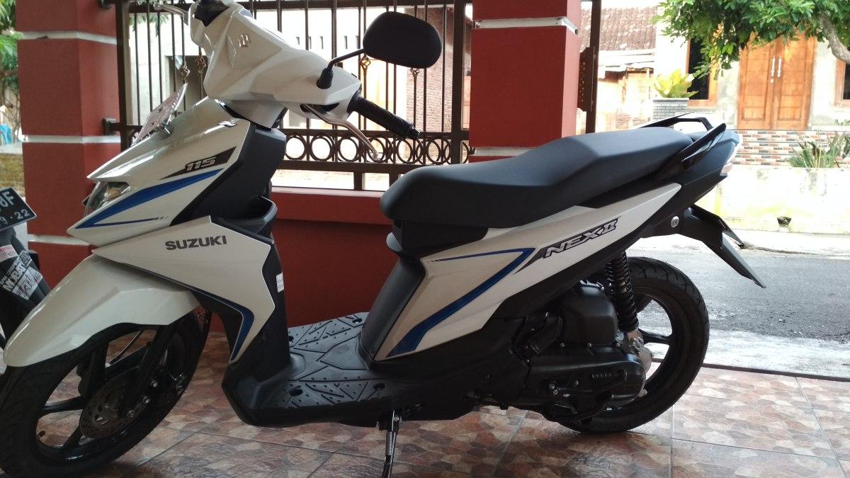 Murah... Ini simulasi kredit Suzuki Nex II di Jawa Tengah...