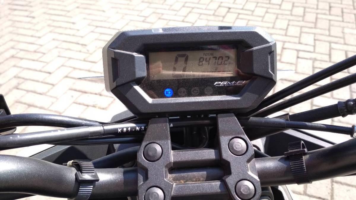 Bikin kaget... Ini hasil test konsumsi bbm Honda Beat Street untuk touring Solo - Semarang PP...